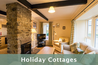 Holiday Cottages in the Durham Dales