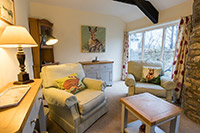 Bradley Burn self-catering holiday cottages - Hare Cottage