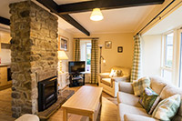 Bradley Burn self-catering holiday cottages - Heron Cottage